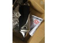 GSR 750 Stock Exhaust Brand New
