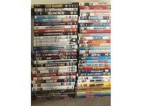 dvds good condition