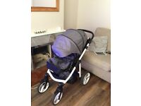 Venicci 3 in 1 Pram Travel System