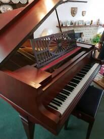 SCHIEDMAYER BOUDOIR PIANO
