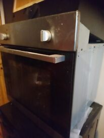 FREE Used gas hob and electric built in oven