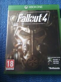 FALLOUT 4 [18] XBOX ONE
