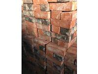 Olde Woodford red multi brick