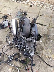 Honda ps engine