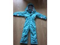 Kids Tresspass Ski Snow Suit age 5-6yrs