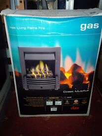 Gas Fire (Coast) fits hearth