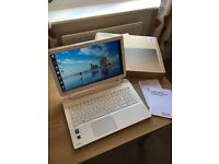 Toshiba Satellite L50-B-137, White 15inch Laptop, Intel Core i5