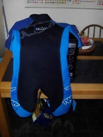 """Wetsuit size 36"""" short arms and legs VGC"""