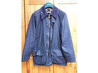 Barbour Beaufort Waxed Mens Jacket