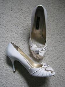 wedding/prom beige shoes