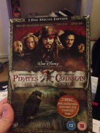 Pirates of the Caribbean - At Worlds End - brand new in original packaging