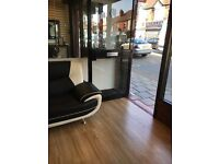 Salon - 2 x Chairs to rent in busy salon in Ball Hill, Coventry. Barber/Stylist/Nail Technician