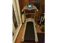 Fitness TS01 Treadmill for sale -very good condition