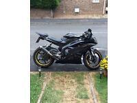 R6 Raven rare bike