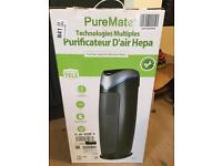 Air purifier never used