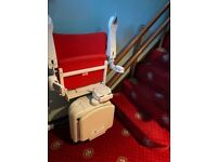 Stair lift disabled mobility