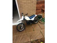 Zd50py pw 50 kx yz rm cr field bike quads petrol kids 2 stroke