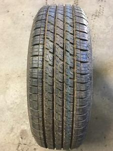 One new 215/65R16 all season tire