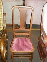 "Antique Rocking Chair "" USED"""