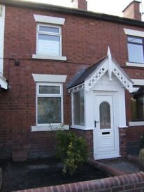 2 Bedroom terrace house to let Gresford, Wrexham