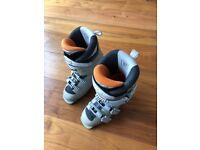 Soloman Ski Boots Women UK Adult Size 3