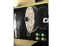 2 In 1 Electric Wok & Stove