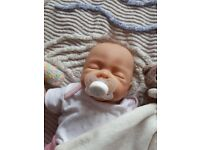 Ashton drake newborn doll