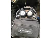 Sennheiser MM400X wireless headphones