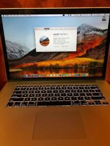 "EARLY 2013 15"" MACBOOK PRO RETNIA W/FREE SOFTWARE OVER $6000(OFFICE, ADOBE, FINAL CUT PRO X, LOGIC PRO X) ONLY $1299 OBO"