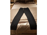 RIVER ISLAND TROUSERS MENS 30 X 32 BRAND NEW WITH TAGS RRRP £40