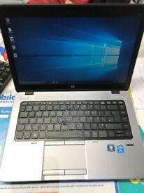 HP ELITEBOOK intel core i5-4300u @ 2.50ghz (320gb,8gb) Backlit keyboard 4th Generation