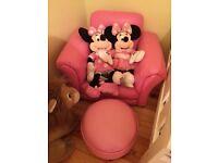 Girls armchair