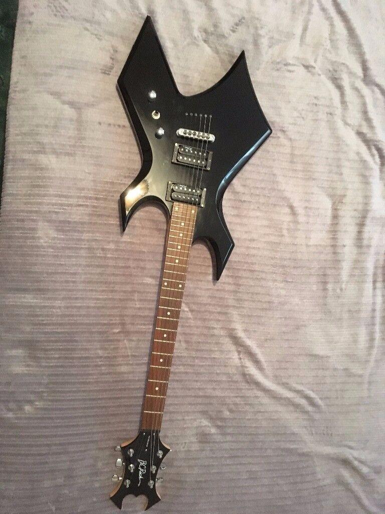 BC Rich Warlock Guitar