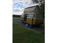 T25 Volkswagen Devon Moonraker Automatic air cooled Campervan