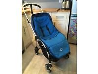 Bugaboo Bee Plus with extras