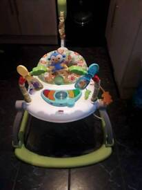 Space saver jumperoo fisher price