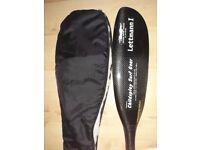 Lettmann 1 Carbon Fibre Kayak paddle