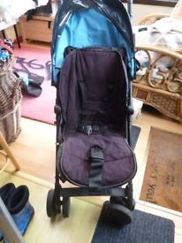 SILVERCROSS BUGGY WITH EXTRAS
