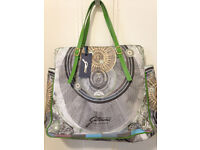 Gattinoni Purse, Italian Designer Handbag, NEW with Tags and Dust Bag PRICE REDUCED