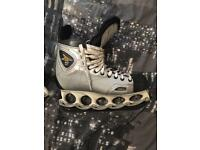 Vector 90 zg ice hockey boots