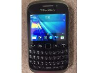 Blackberry curve 9320 on 3