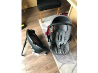 Cloud Q Car Seat & ISOFIX Base