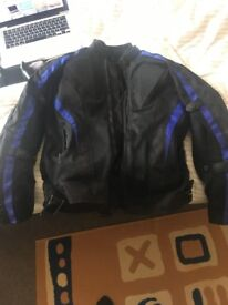 Reissa Motorcycle Jacket