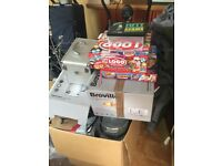 Ideal for car boot inc 24in tv