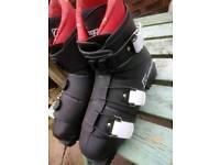 Kastinger Europa ski boots size 8.