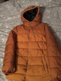 Boys padded coat age 12.....from Zara
