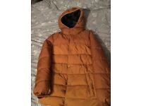 Boys padded coat age 12.....from Zara