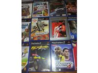 PLAYSTAION 2 GAMES X 17 BARGAIN