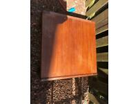Square coffee / occasional table