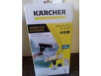 Karcher spray bottle and Microfiber Cloth Kit